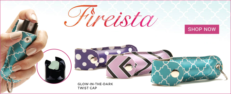 Fireista Soft Case Pepper Spray