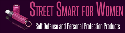 Street Smart Self Defense Products For Women