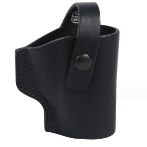 pepper gun leather holster