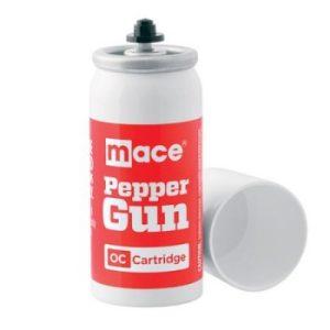Mace Pepper Gun Refills – OC Cartridges
