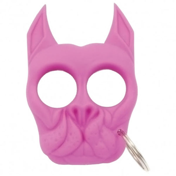 Brutus Bulldog Self Defense Keychain Pink Self Defense Products For Women
