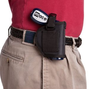 pepper gun nylon holster