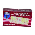 Stun Master Lil Guy 12,000,000 volts Stun Gun W/flashlight and Nylon Holster
